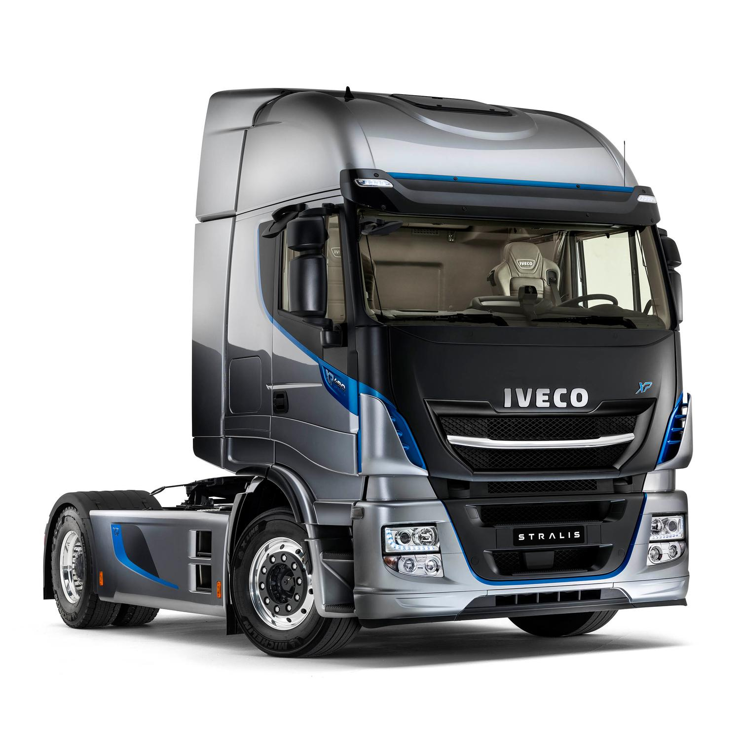 New Iveco Stralis Auto Ag Group